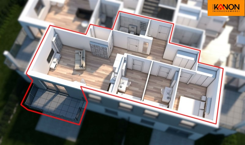 e2da057345 Mieszkanie sprzedaż Bielsko-Biała